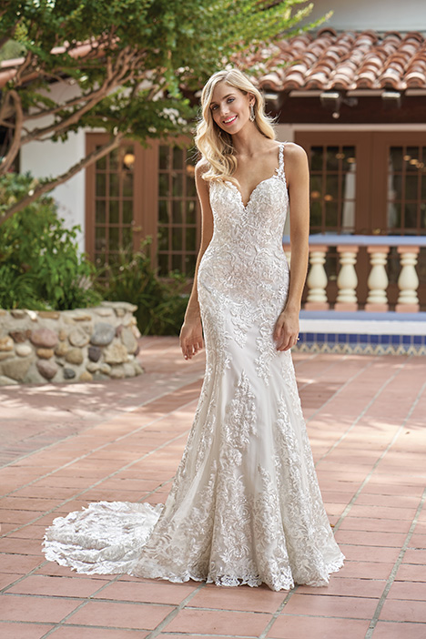 F211010 Wedding                                          dress by Jasmine Collection
