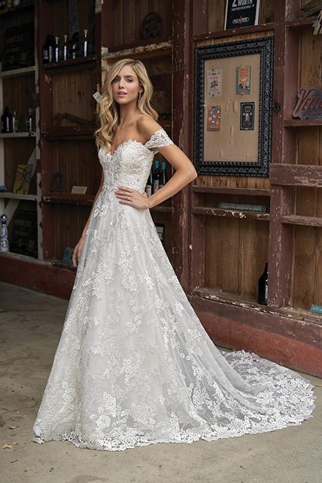 F211013 Wedding                                          dress by Jasmine Collection
