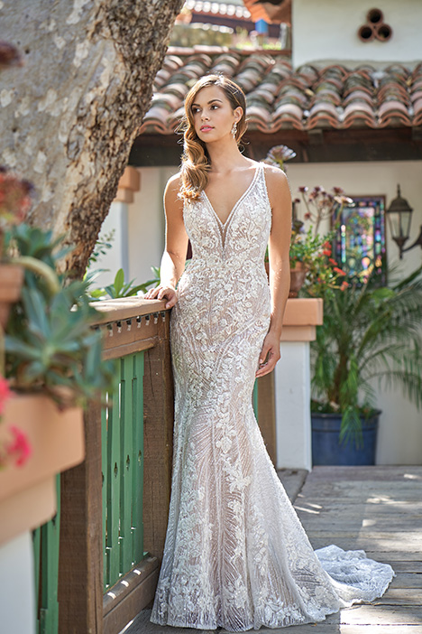 T212008 Wedding                                          dress by Jasmine Couture