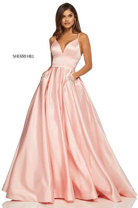 52629 Prom                                             dress by Sherri Hill