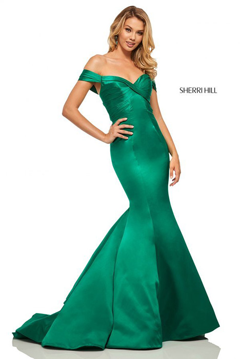 52895 Prom dress by Sherri Hill