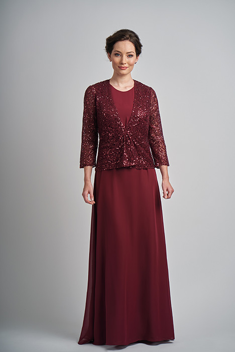 M210008 (+ jacket) Mother of the Bride                              dress by Jasmine Black Label