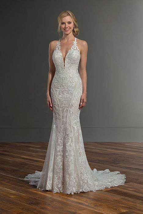 1021 Wedding                                          dress by Martina Liana