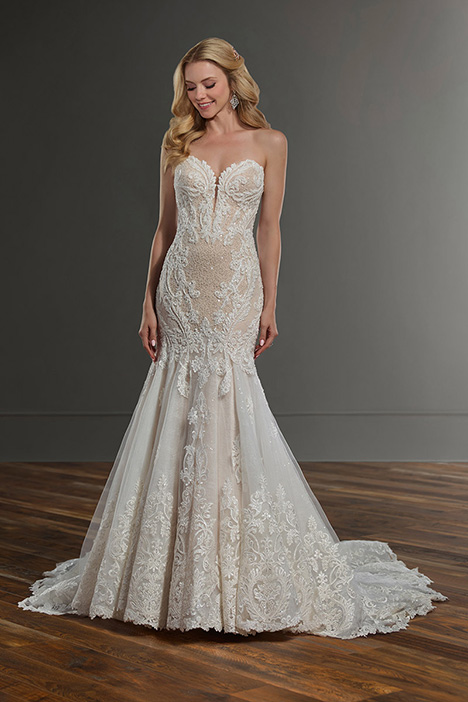 1046 Wedding                                          dress by Martina Liana