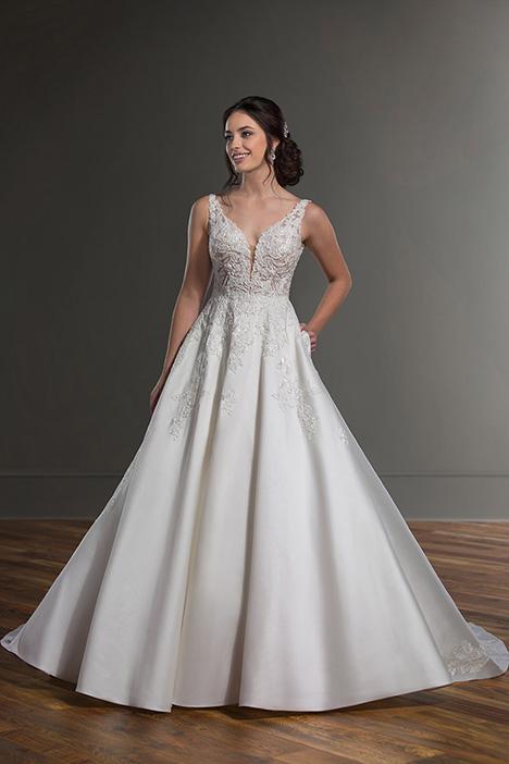 1075 Wedding                                          dress by Martina Liana