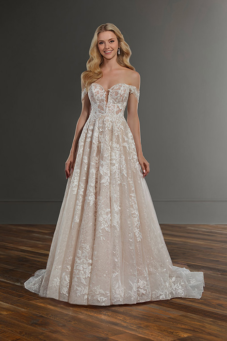 1086 Wedding                                          dress by Martina Liana