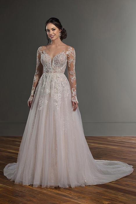 1097 Wedding                                          dress by Martina Liana
