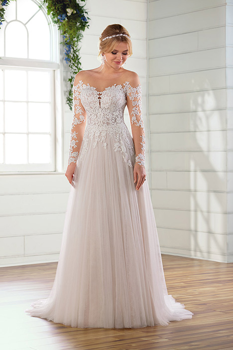 D2526 Wedding                                          dress by Essense of Australia