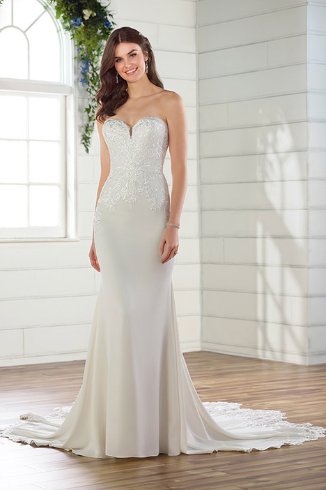 D2597 Wedding                                          dress by Essense of Australia