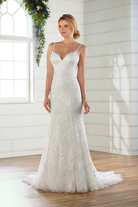 D2598 Wedding                                          dress by Essense of Australia