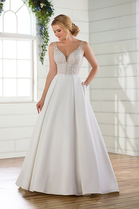 D2627 Wedding                                          dress by Essense of Australia