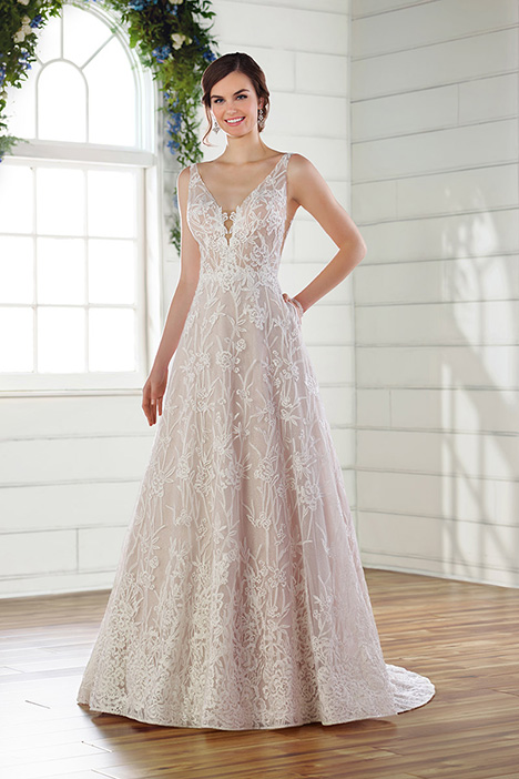 D2661 Wedding                                          dress by Essense of Australia