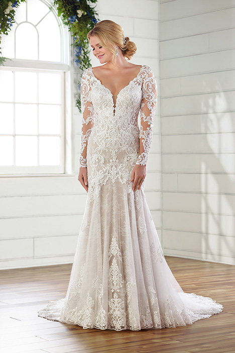 D2672 Wedding                                          dress by Essense of Australia