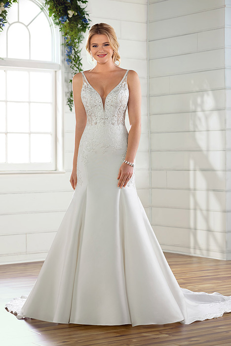 D2675 Wedding                                          dress by Essense of Australia