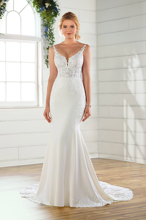 D2679 Wedding                                          dress by Essense of Australia