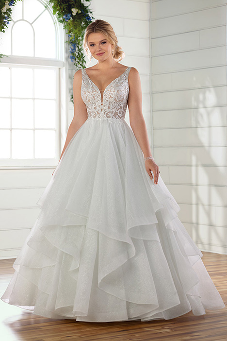 D2723 Wedding                                          dress by Essense of Australia