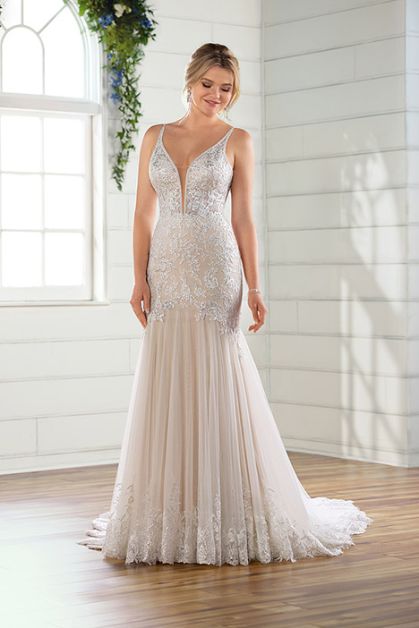 D2738 Wedding                                          dress by Essense of Australia