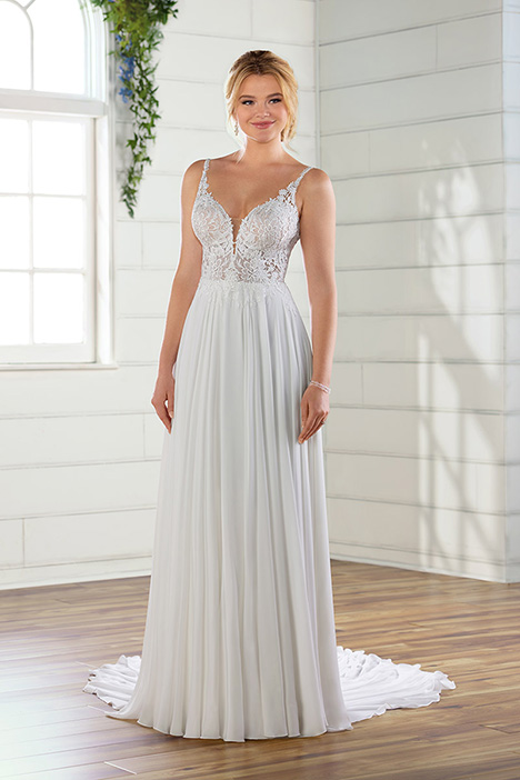 D2741 Wedding                                          dress by Essense of Australia