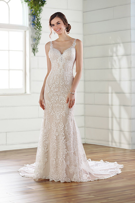 D2745 Wedding                                          dress by Essense of Australia