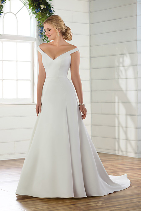 D2750 Wedding                                          dress by Essense of Australia