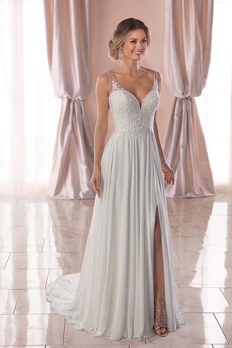 6717 Wedding                                          dress by Stella York