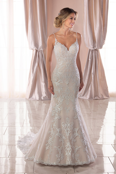 6769 Wedding                                          dress by Stella York