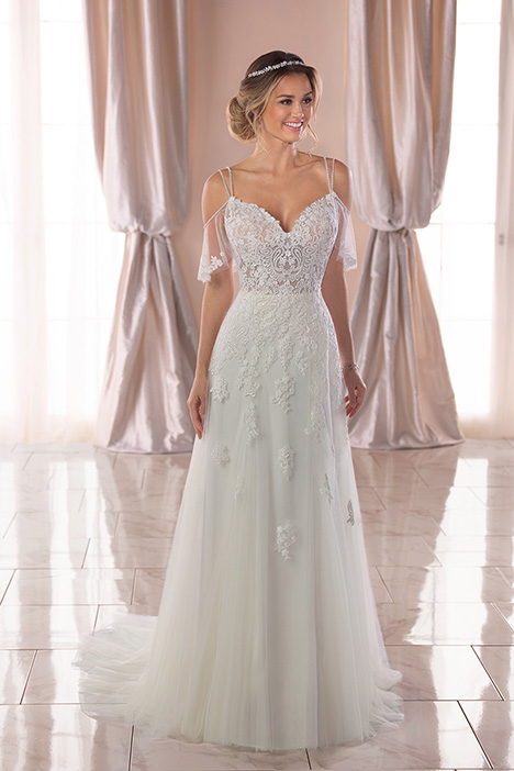 6775 Wedding                                          dress by Stella York