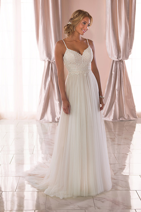 6788 Wedding                                          dress by Stella York