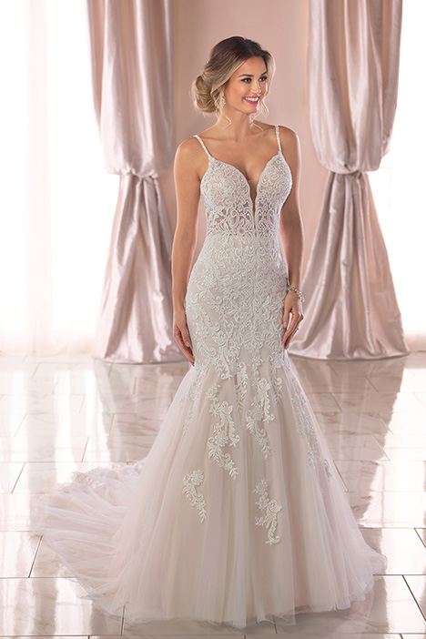 6793 Wedding                                          dress by Stella York