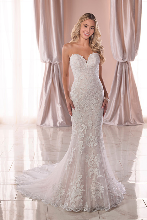 6814 Wedding                                          dress by Stella York
