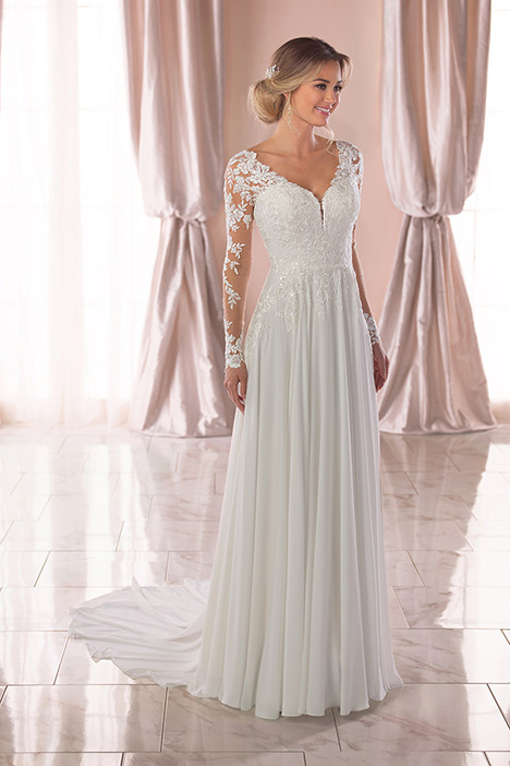 6843 Wedding dress by Stella York
