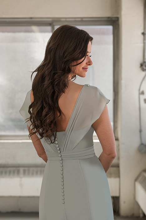 8810 (back) Bridesmaids                                      dress by Bridalane: Tutto Bene
