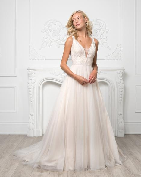 8203 Wedding                                          dress by Romantic Bridals