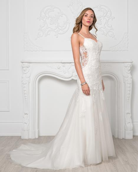 8206 Wedding                                          dress by Romantic Bridals
