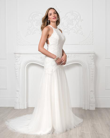 8207 Wedding                                          dress by Romantic Bridals