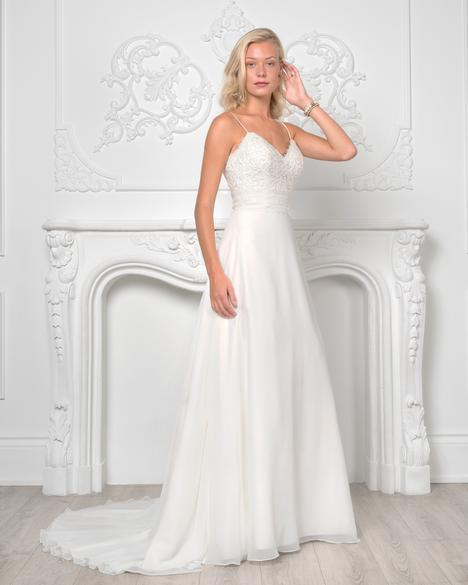 8209 Wedding                                          dress by Romantic Bridals