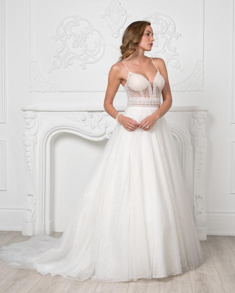 8212 Wedding                                          dress by Romantic Bridals