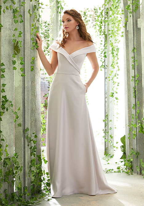 21605 Bridesmaids                                      dress by Morilee Bridesmaids