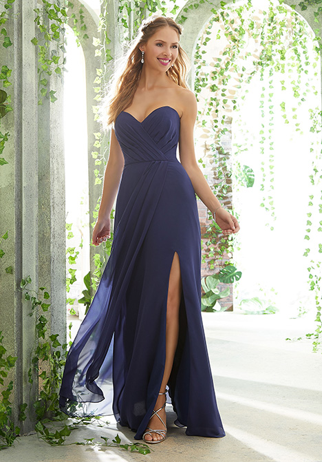 21611 Bridesmaids                                      dress by Morilee Bridesmaids