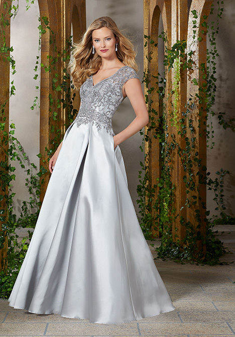 71904 Mother of the Bride                              dress by MGNY Madeline Gardner