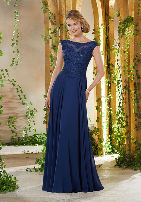 71905 Mother of the Bride                              dress by MGNY Madeline Gardner