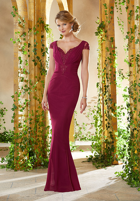 71923 Mother of the Bride                              dress by MGNY Madeline Gardner
