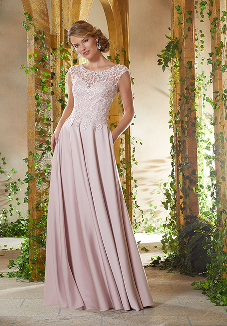 71932 Mother of the Bride                              dress by MGNY Madeline Gardner