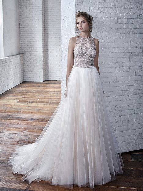 Caprice gown from the 2019 Badgley Mischka Bride collection, as seen on dressfinder.ca