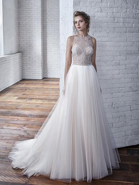 Caprice Wedding                                          dress by Badgley Mischka Bride