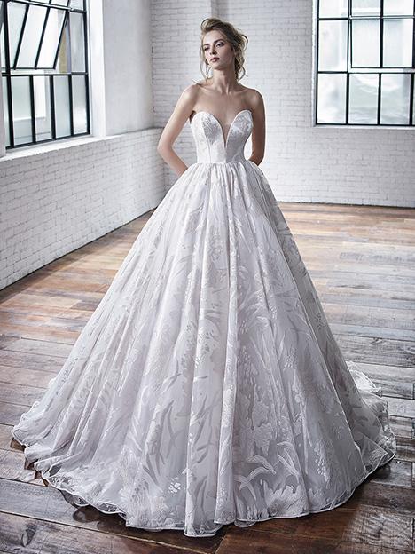 Carrington Wedding                                          dress by Badgley Mischka Bride