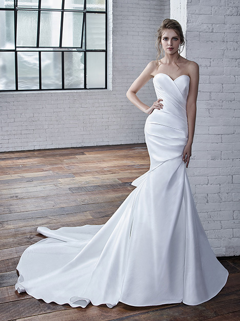 Cecilia Wedding                                          dress by Badgley Mischka Bride