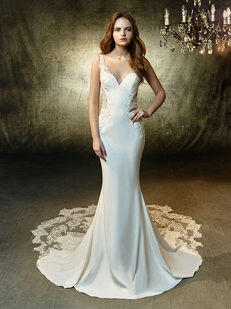 Laramie Wedding                                          dress by Blue by Enzoani
