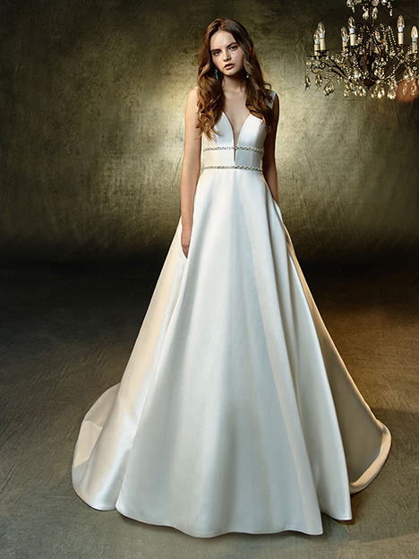 Leandra Wedding                                          dress by Blue by Enzoani