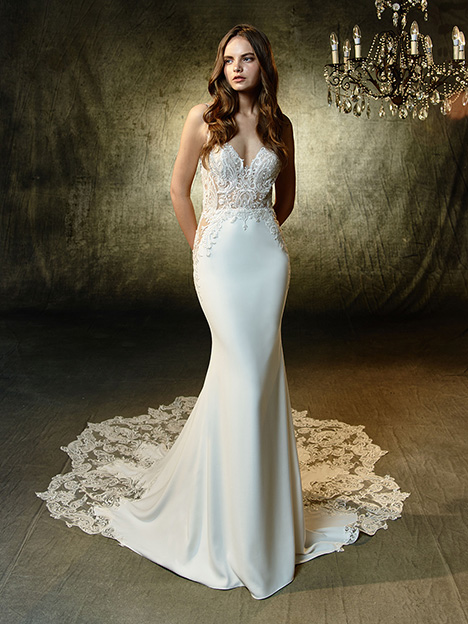 Lena Wedding                                          dress by Blue by Enzoani